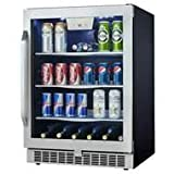 5.3 Cu. Ft. Silhouette Select Beverage Center