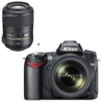 nikon d digital slr camera kit with