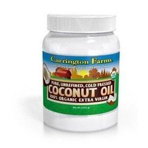 Carrington Farms Coconut Oil, Og1 54 Oz. (Pack Of 6)