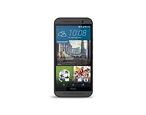 HTC One M9 Smartphone débloqué 4G (5 pouces - 32 Go - Android 5.0 Lollipop) Gris Acier