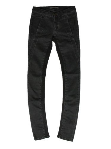 Superfine womens strife ghost acid washed super skinny jeans