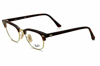 Ray Ban Rx5154 Clubmaster Eyeglasses Dp B0029qgq2e Ray Ban Prescription Glasses
