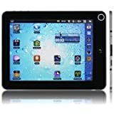 Alcoa Prime 8. 0 Inch Touch Screen Android 2. 2 (Support Flash 10. 1) Tablet PC With WIFI, RJ45/2 USB Port Adapter...