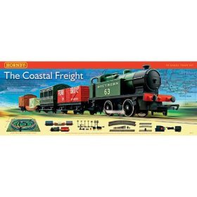 Hornby Coastal Freight Train Set
