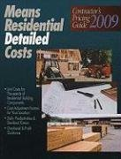 Means Residential Detailed Costs  by Mewis