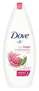 Dove Beauty Dusche Go Fresh Vibrant 250ml, 1er Pack (1 x 250 ml)