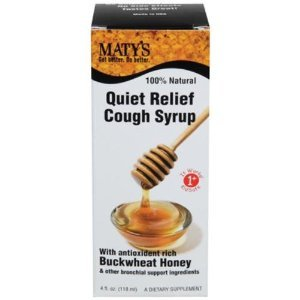 All natural honey cough syrup