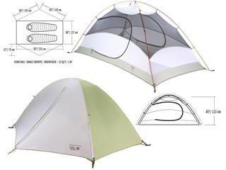Mountain Hardwear Drifter 2 Tent Box-Humboldt 399  sc 1 st  Coleman Tent Reviews 2013 & Coleman Tent Reviews 2013: Mountain Hardwear Drifter 2 Tent Box ...