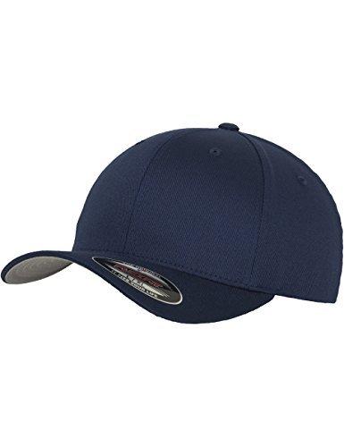 Flexfit Men's Hat Wooly Combed blue navy Size:XXL by Flex fit