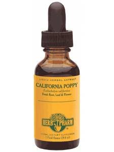Herb Pharm - California Poppy, 4 Oz Liquid [Health And Beauty]
