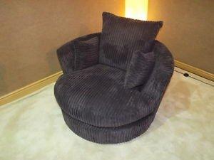 online sofa wholesale dylan chocolate jumbo cord swivel. Black Bedroom Furniture Sets. Home Design Ideas
