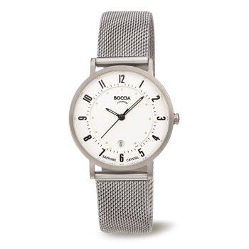 3154-07 Midsize Boccia Titanium Watch