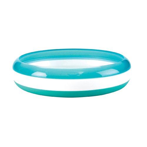 OXO Tot Plate, Aqua