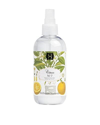 Hillhouse Naturals 8-fl. Oz. Citrus No.7 Room & Linen Mist