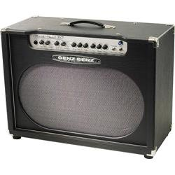 Genz-Benz Black Pearl 2X12 Combo Amp (Black/Silver)