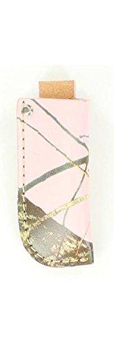 Nocona Women'S Mossy Oak Leather Knife Sheath Camouflage One Size