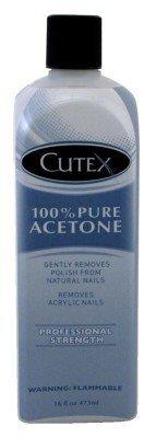 Cutex Acetone Puro 475 ml