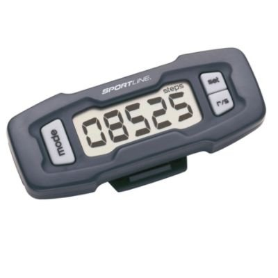 Cheap Sportline Step & Distance Pedometer – Colors May Vary (B00795OG5O)