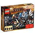 LEGO The Hobbit Escape from Mirkwood Spiders 79001