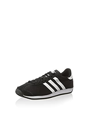 adidas Zapatillas Country Og (Negro / Blanco)