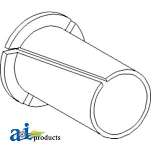 A & I Products Bushing, Door Hinge Replacement For Case-Ih Part Number 231800A1