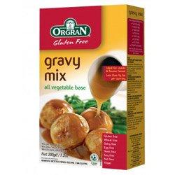 Gluten Free Gravy Mix, All Vegetable Base, 7.2 oz (200 g)