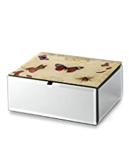 M&S Collection Bee & Butterfly Large Jewellery Box