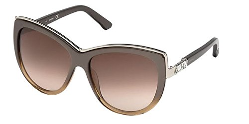 Occhiali da sole Swarovski Elena SK0091 C58 38F (bronze/other / gradient brown)
