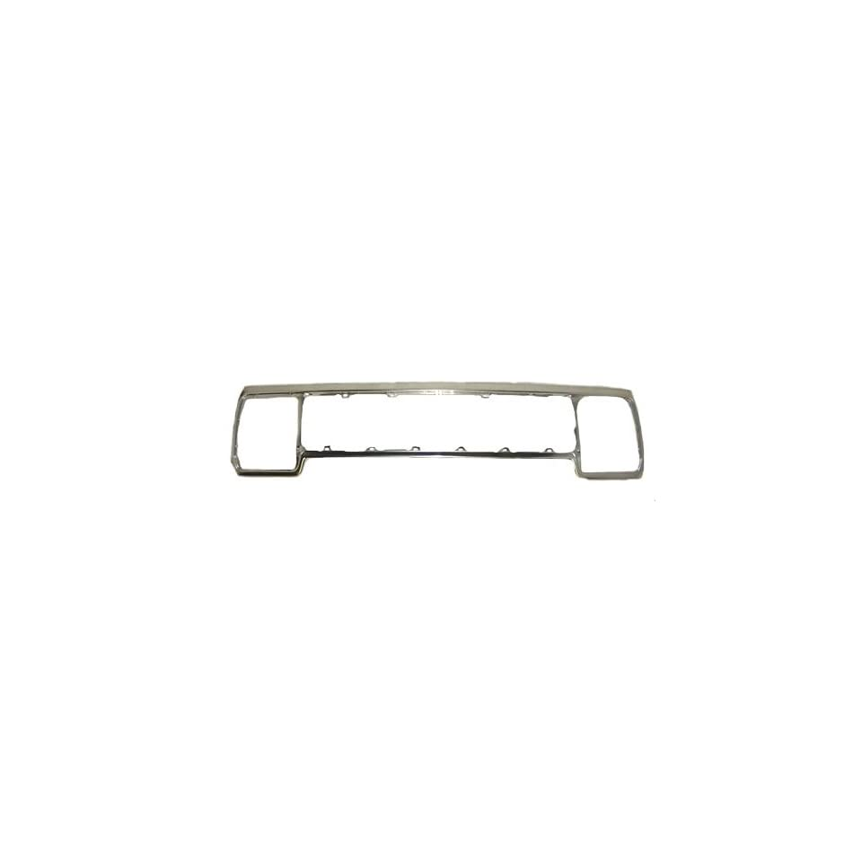 OE Replacement Dodge Pickup/Ramcharger Grille Molding (Partslink Number CH1210102) Automotive