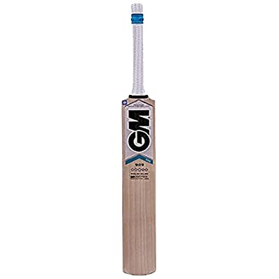 GM Six6 909 Now English Willow Cricket Bat, Junior Size 6