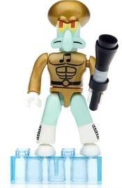Mega Bloks Spongebob Squarepants The Spongebob Movie Sponge Out Of Water Series 2 Minifigures Sour Note Common Minifigure - 1