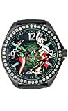 Ed Hardy Hot Shot Pin Up Chics Black Dial Men's watch #HS-PU