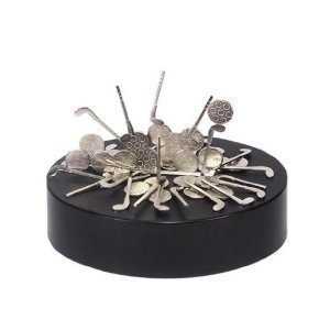 Magnetic Desktop Sculpture - Golf Gear - 1