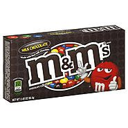 Milk Chocolate M & M Chocolate Candies 3.4oz 1pack