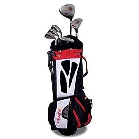 Taylor Made Burner Junior Golf Set w/ Bag Ages 7-10