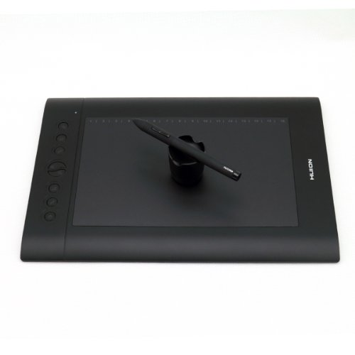 manga gifts for drawers Huion H610 Pro Graphics