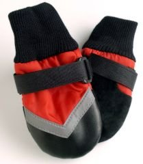 Fashion Pet All Weather Dog Boots LargeB0006G546I