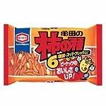亀田製菓フレッシュパック 柿の種 6P 260G 1袋