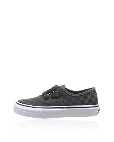 Vans Zapatillas K Authentic Gris Oscuro EU 32.5