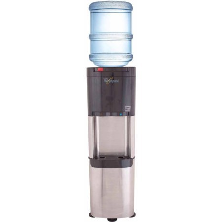 Whirlpool Stainless Steel Top-Load Water Dispenser Water Cooler (Whirlpool Cooler compare prices)
