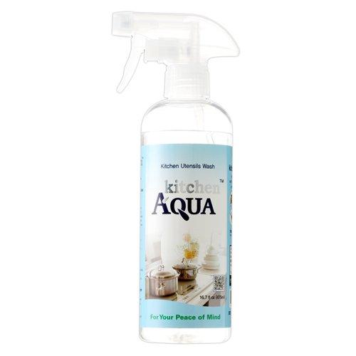 Kitchen Aqua 16 7 Fl Oz All Natural Kitchen Cleaner No Fume 100 Non Toxic No Odor