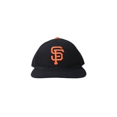 MLB San Francisco Giants Snap Back Hat Cap   Black
