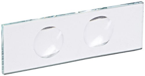 United-Scientific-CSTK02-Glass-Microscope-Slide-2-Concavities-Pack-of-12