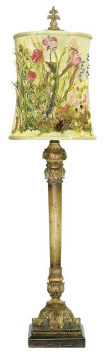 Sterling Home 91-135 Monet Garden Table Lamp