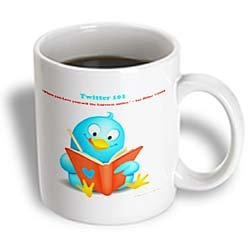 Twitter 101 – 11oz Mug