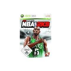 NBA 2k9 für Xbox 360
