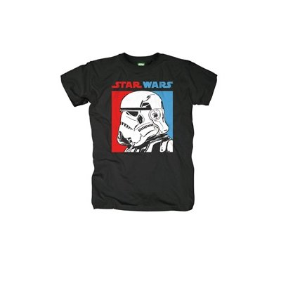 Star Wars T-Shirt Two Tone Trooper Size M Bravado