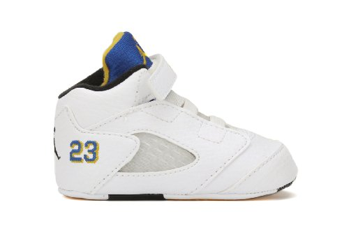 Jordan 5 Retro GP Crib Shoes (552494 189), 4