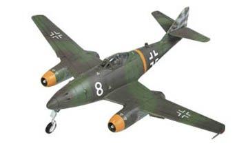 Imagen de Unimax Fuerzas de Valor 1:72 nd la escala alemana Messerschmitt Me-262