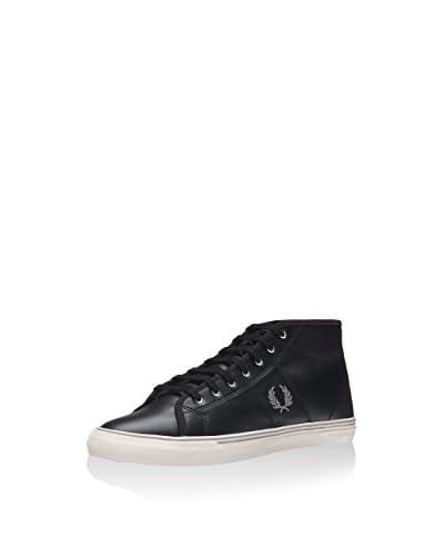 Fred Perry Sneaker Alta Fp Haydon Mid [Nero]